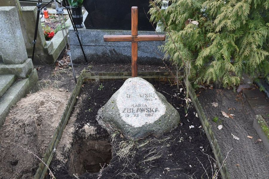La tombe familiale