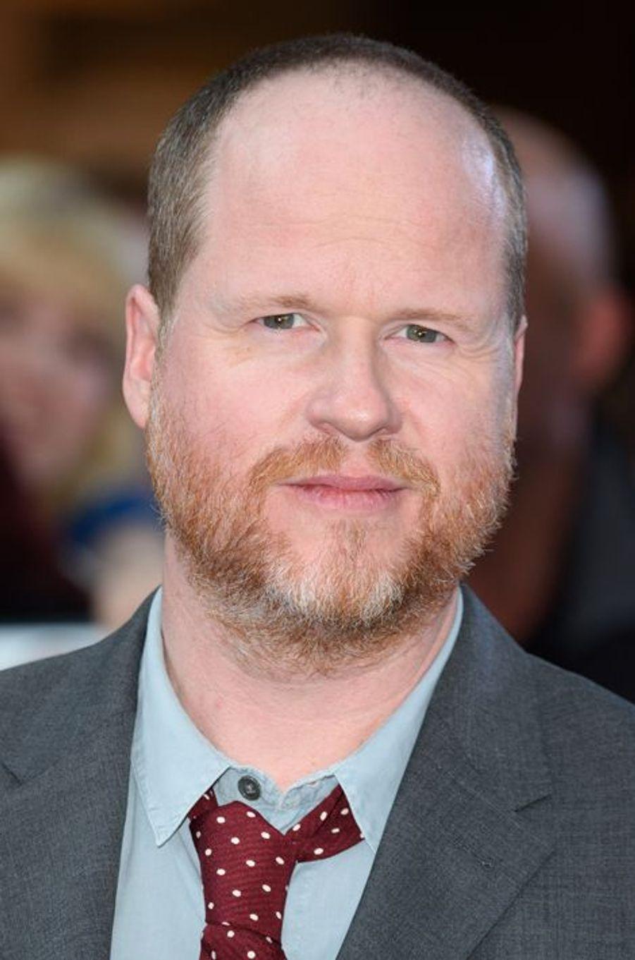 Joss Whedon à Londres le 21 avril 2015