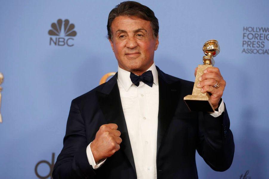 Meilleur acteur dans un second rôle: Sylvester Stallone - Creed