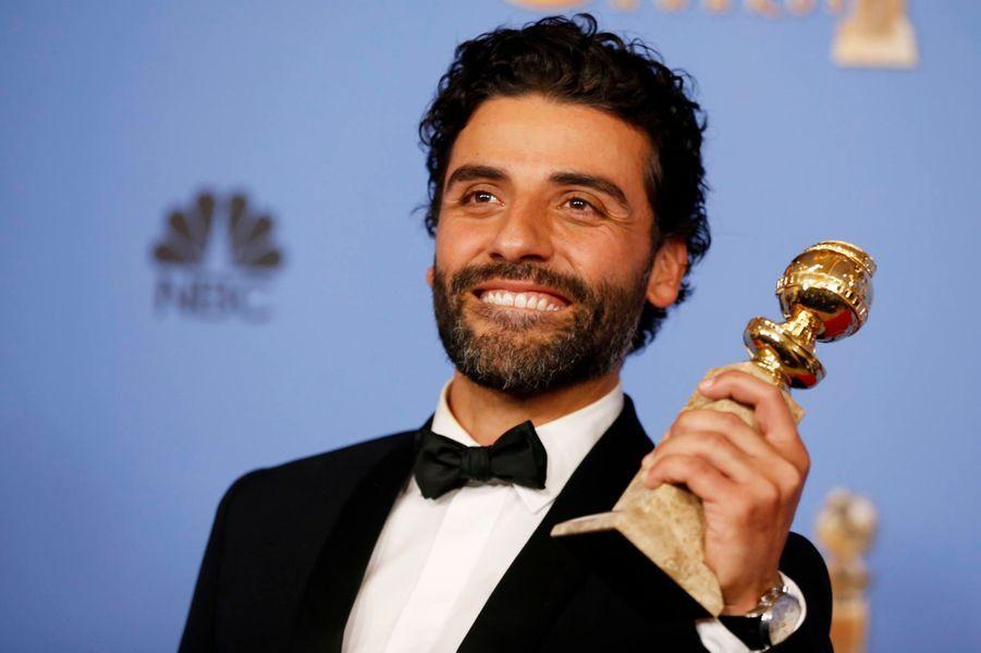 Meilleur acteur dans une mini-série: Oscar Isaac pour le rôle de Nick Wasicsko dans Show Me a Hero