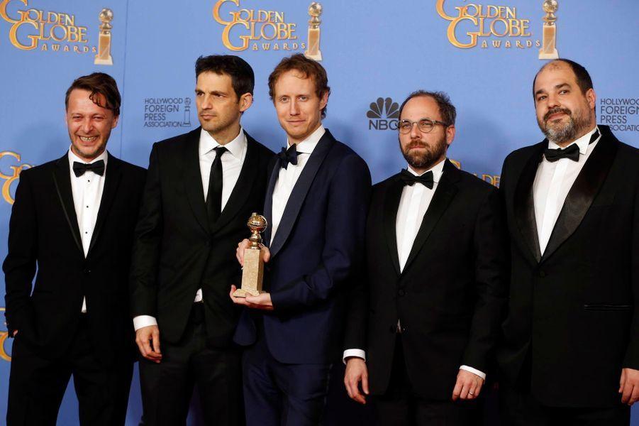 """Meilleur film en langue étrangère: """"Le Fils de Saul"""""""