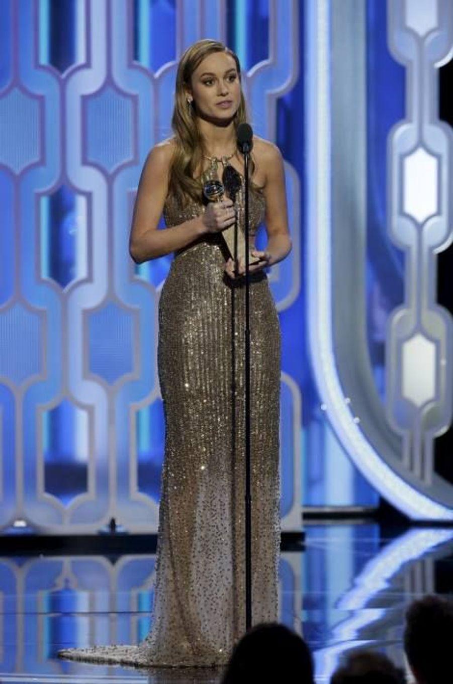 Meilleure actrice dans un drame: Brie Larson - Room