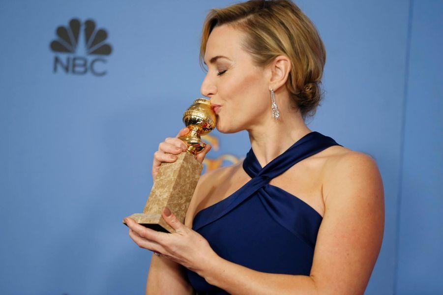 Meilleure actrice dans un second rôle: Kate Winslet - Steve Jobs