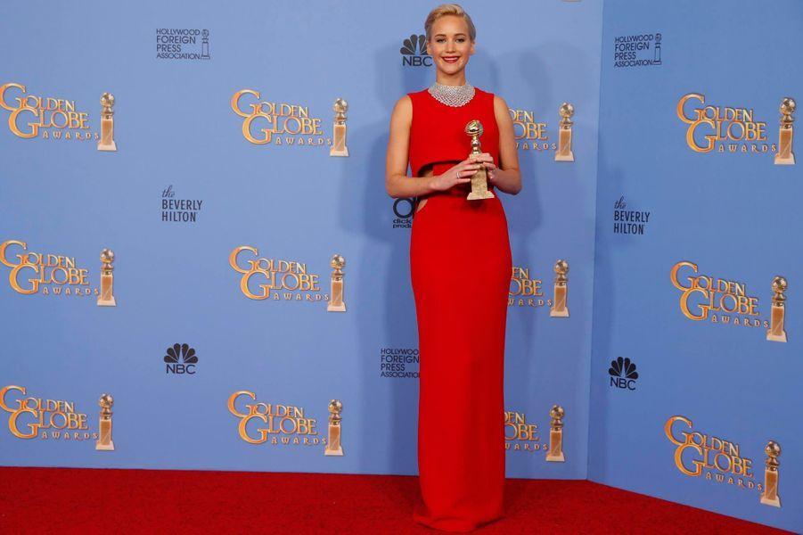 Meilleure actrice dans une comédie: Jennifer Lawrence - Joy