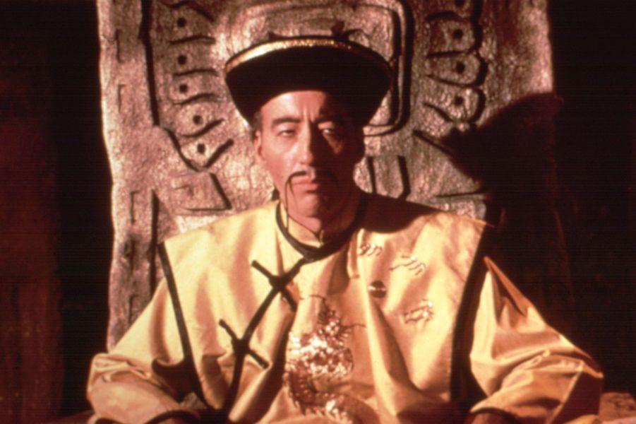 """Fu Manchu dans """"The Blood of Fu Manchu"""" (1968)"""