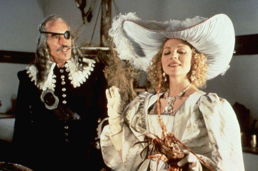 """Rochefort dans """"Le Retour des Mousquetaires"""" (1989)"""