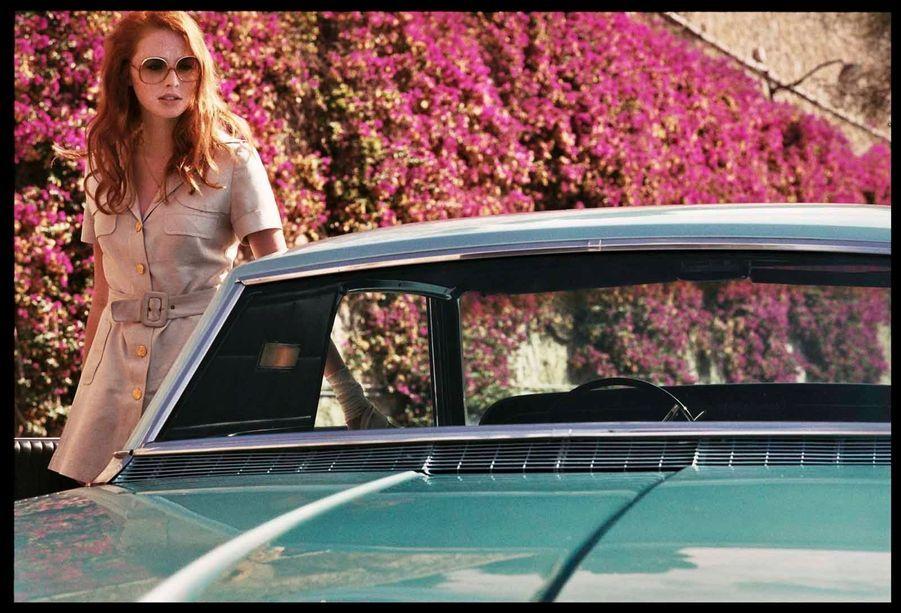 """Freya Mavor, dans la catégorie meilleur espoir féminin pour """"La dame dans l'auto avec des lunettes"""""""