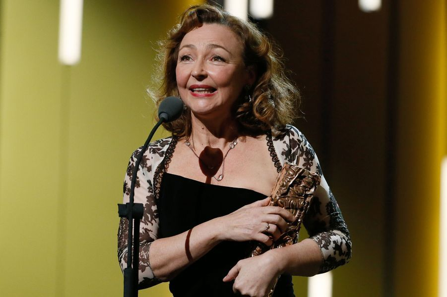 Catherine Frot, meilleure actrice
