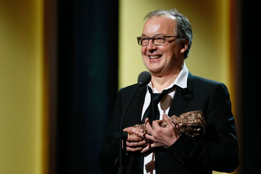 """Philippe Faucon reçoit le César du meilleur film pour """"Fatima"""""""