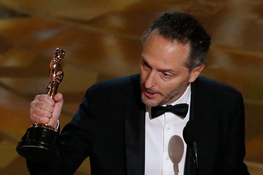 Emmanuel Lubezki, Oscar de la meilleure photographie