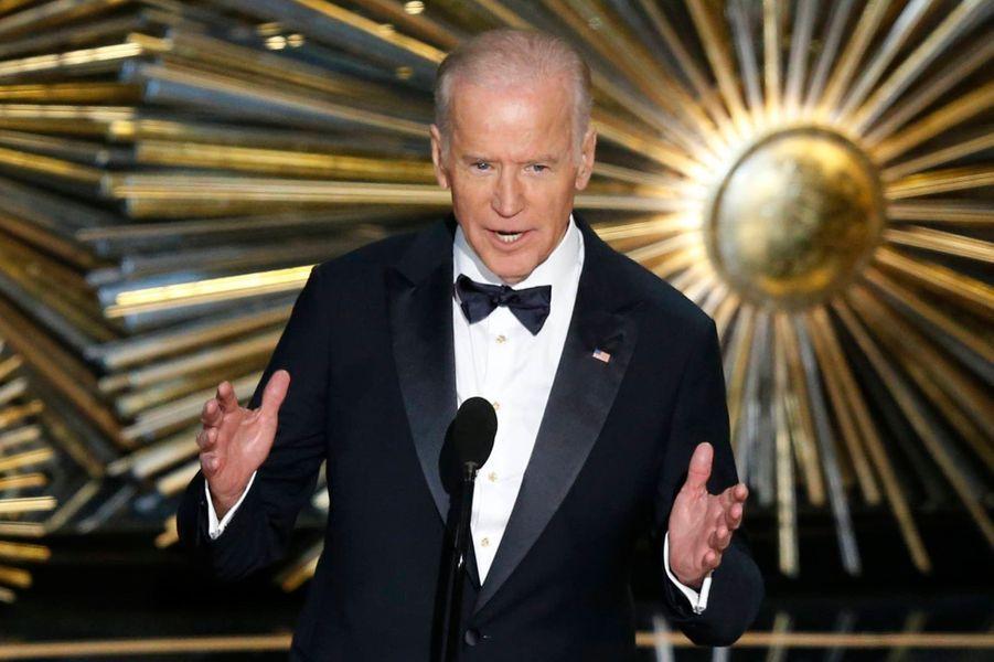 Le vice-président des Etats-Unis Joe Biden
