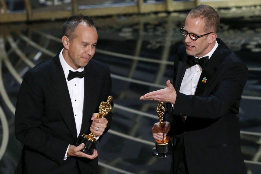 """Pete Docter récompensé pour """"Vice Versa"""""""