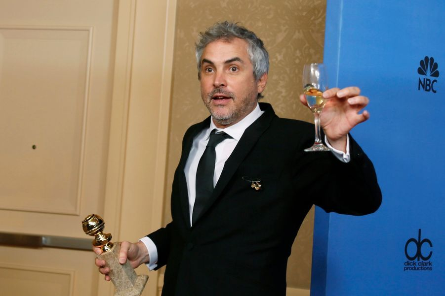 """Alfonso Cuaron, meilleur réalisateur pour """"Gravity"""""""