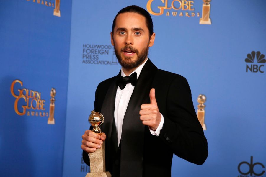 "Jared Leto (prix du meilleur second rôle masculin pour ""Dallas Buyers Club"")"