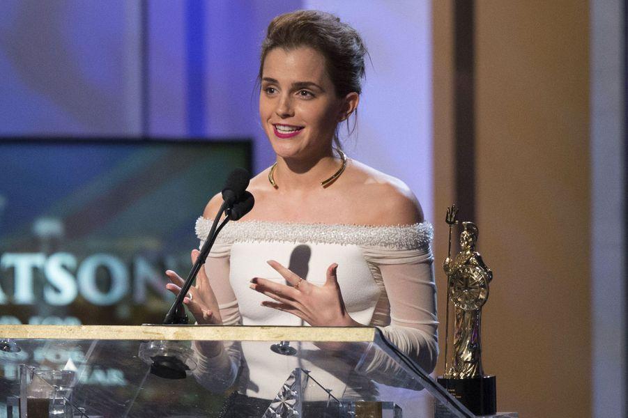 Emma Watson, artiste de l'année