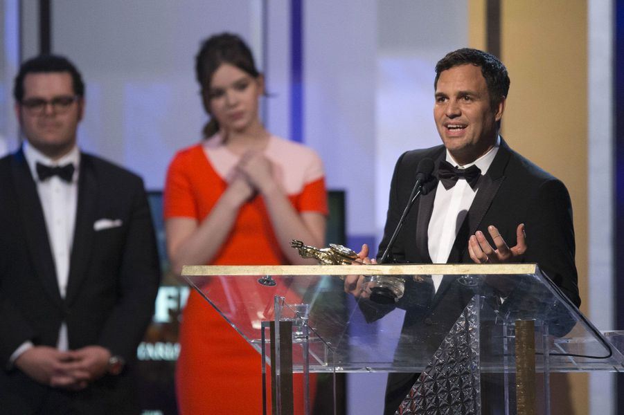 Mark Ruffalo récompensé pour son travail humanitaire