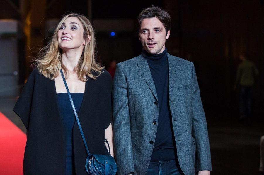 Julie Gayet et Raphaël Personnaz