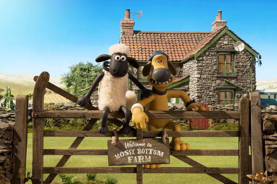 """Shaun le Mouton"""