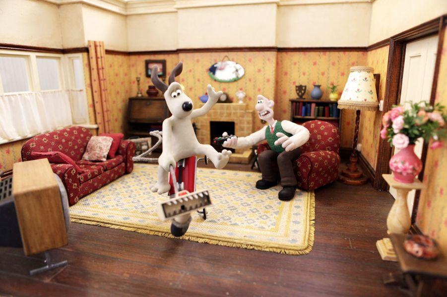 """""""Wallace & Gromit le mystère du lapin-garou"""""""