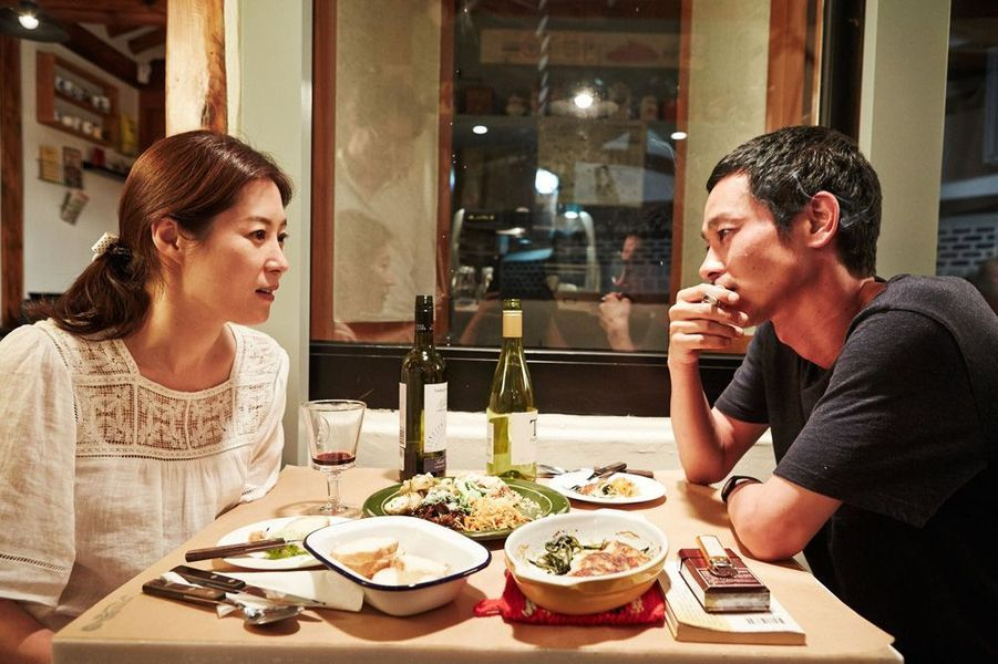 «Hill of the Freedom» de Hong Sang-soo (section Orizzonti)