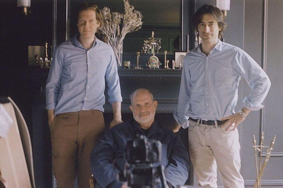 """""""De Palma """", Noah Baumbach, Jake Paltrow (hors compétition)"""