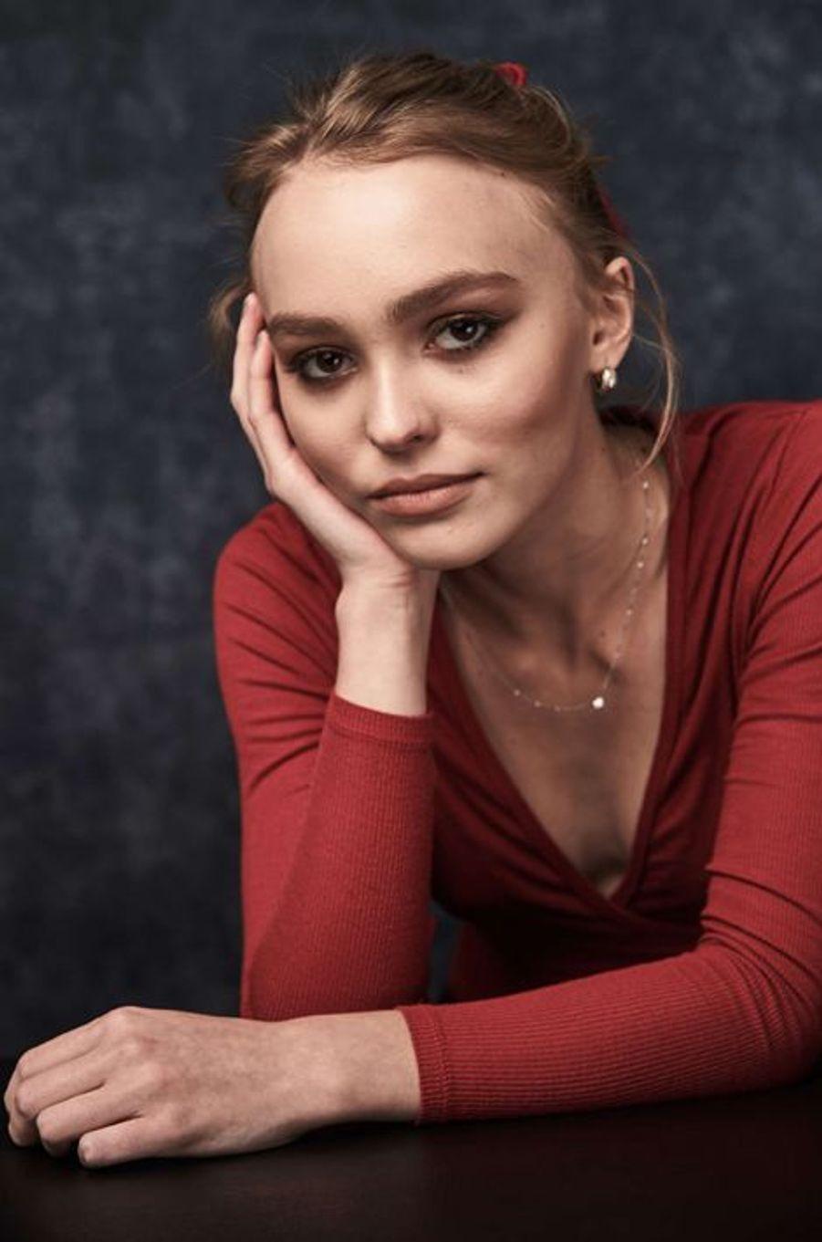 Lily-Rose Depp, star à Sundance
