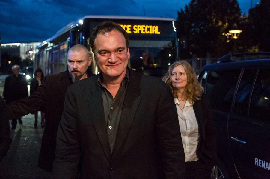 """Le réalisateur de """"Pulp Fiction"""" recevra le prix Lumière le 18 octobre prochain."""