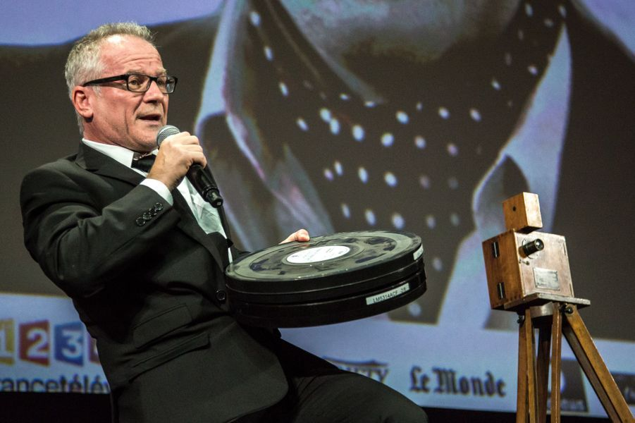 L'homme-fort de Cannes s'est longtemps battu pour imposer un festival cinéphile et populaire dans sa ville de Lyon.