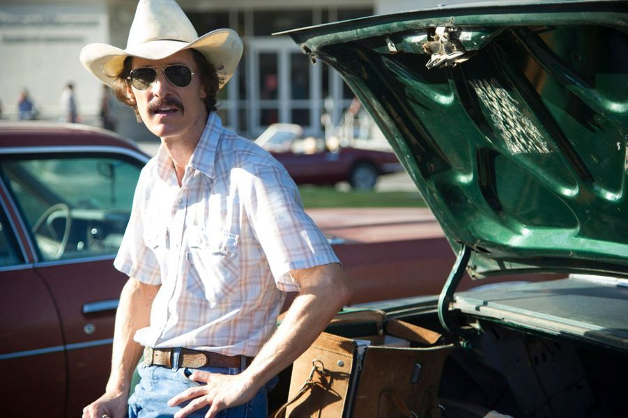 """Dallas Buyers Club"" de Jean-Marc Vallée (2013)"