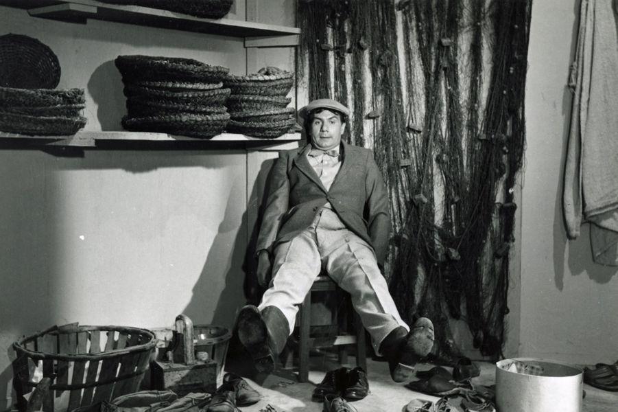 """1955 : """"Trois de la Canebière"""" de Maurice de Canonge"""