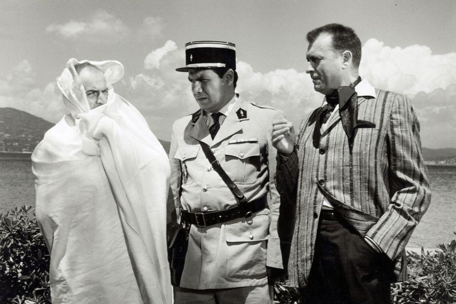 """1964 : """"Le Gendarme de Saint-Tropez"""" de Jean Girault"""