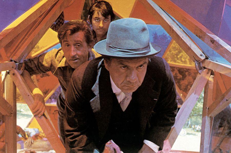 """1972 : """"Quelques messieurs trop tranquilles"""" de Georges Lautner"""