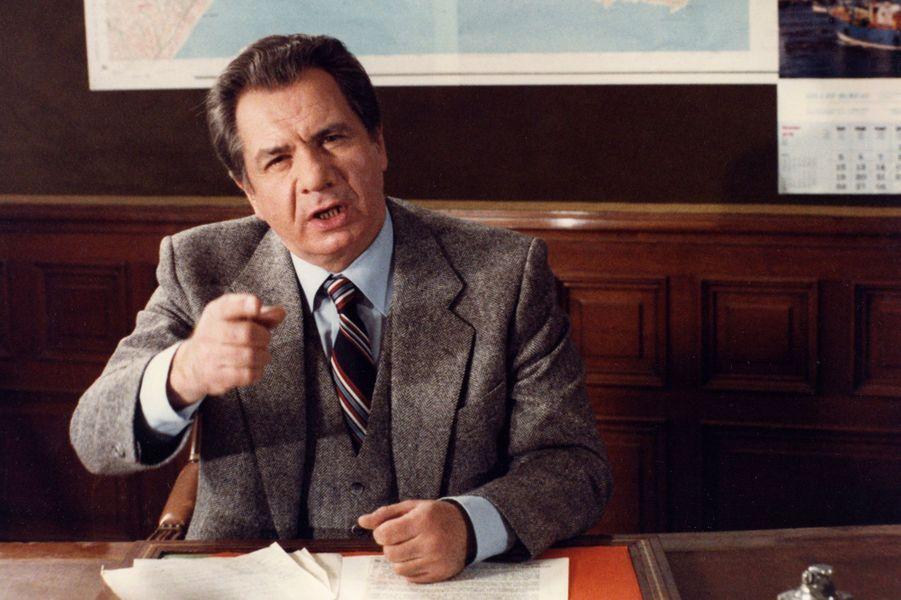 """1978 : """"Flic ou Voyou"""" de Georges Lautner"""