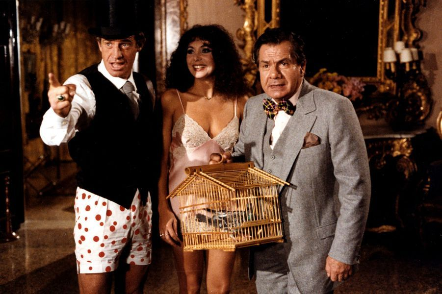 """1979 : """"Le Guignolo"""" de Georges Lautner"""