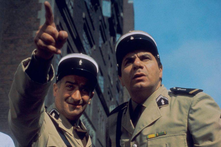 "1965 : ""Le Gendarme à New York"" de Jean Girault"