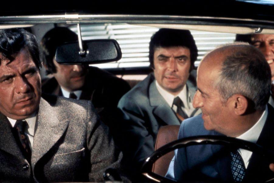 """1970 : """"Le Gendarme en balade"""" de Jean Girault"""