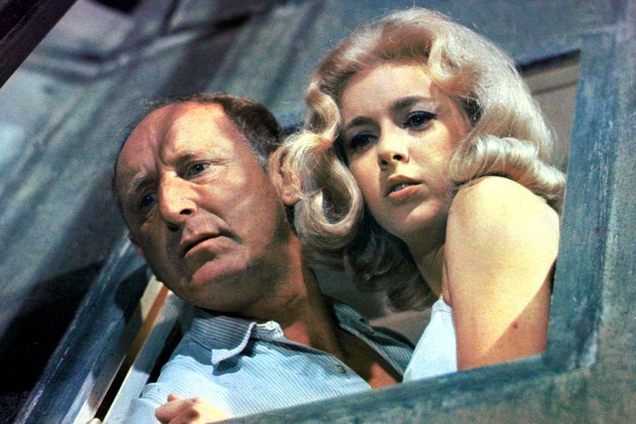 Avec Bourvil dans «La grande vadrouille»