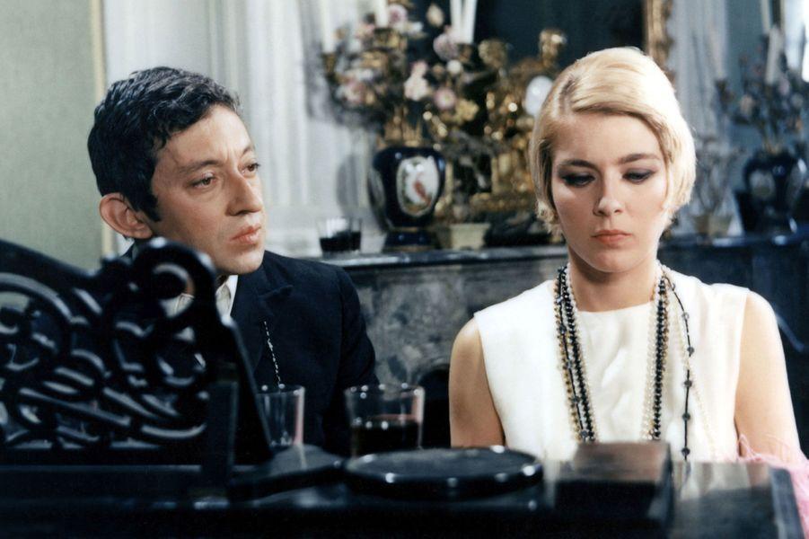 «Ce sacré grand-père» de Jacques Poitrenaud en 1967 avec Serge Gainsbourg