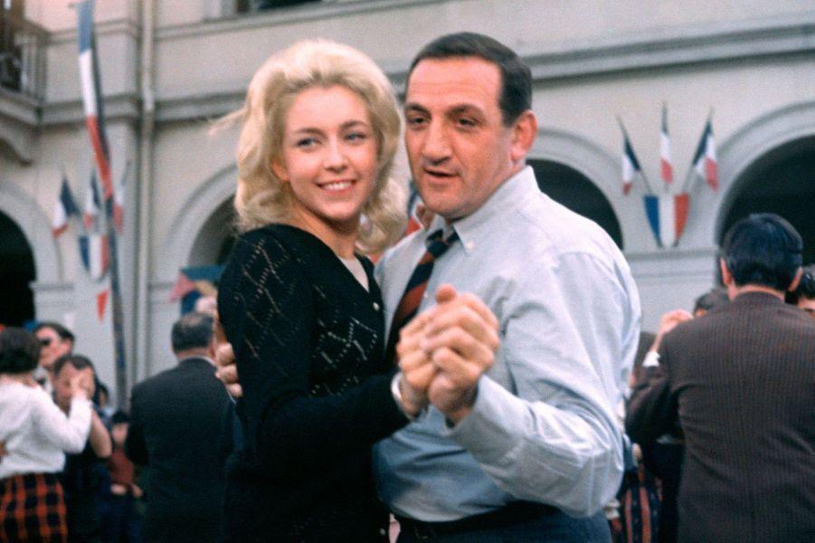 «Les grandes gueules» de Robert Enrico en 1965 avec Lino Ventura