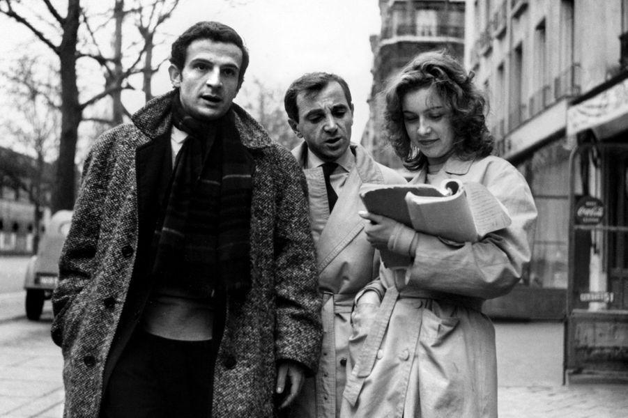 «Tirez sur le pianiste de François Truffaut en 1960 avec Charles Aznavour