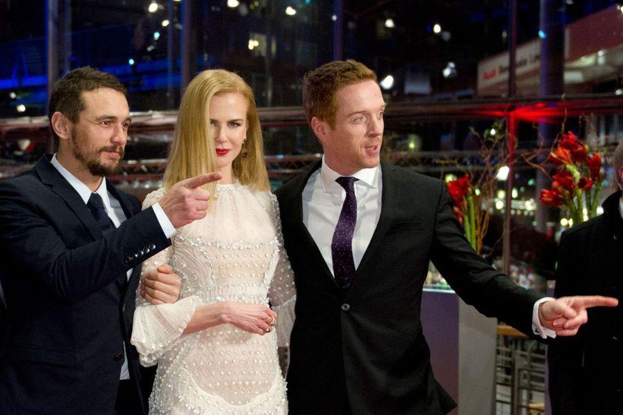 James Franco, Nicole Kidman et Damian Lewis