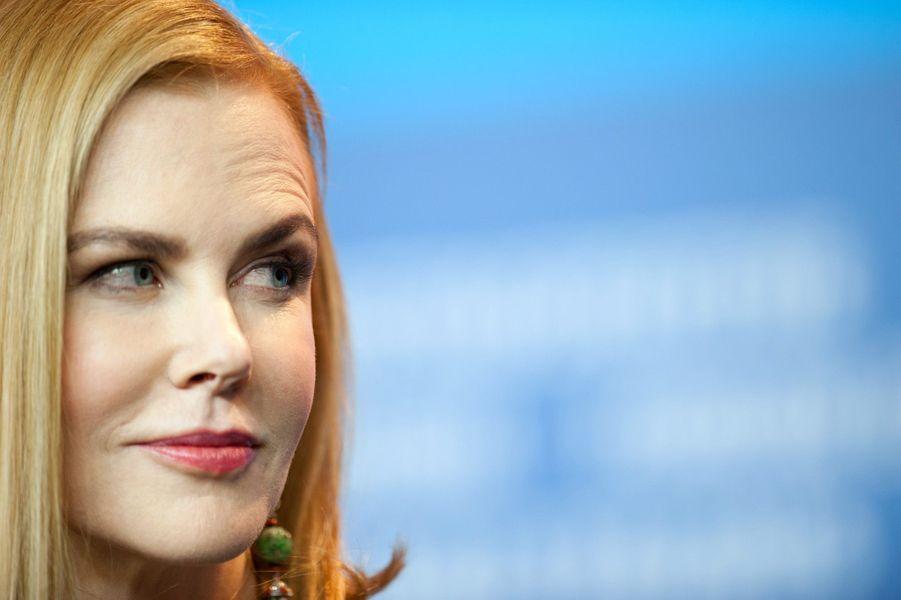 Nicole Kidman de profil