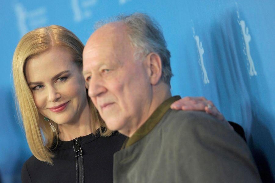 Nicole Kidman et Werner Herzog