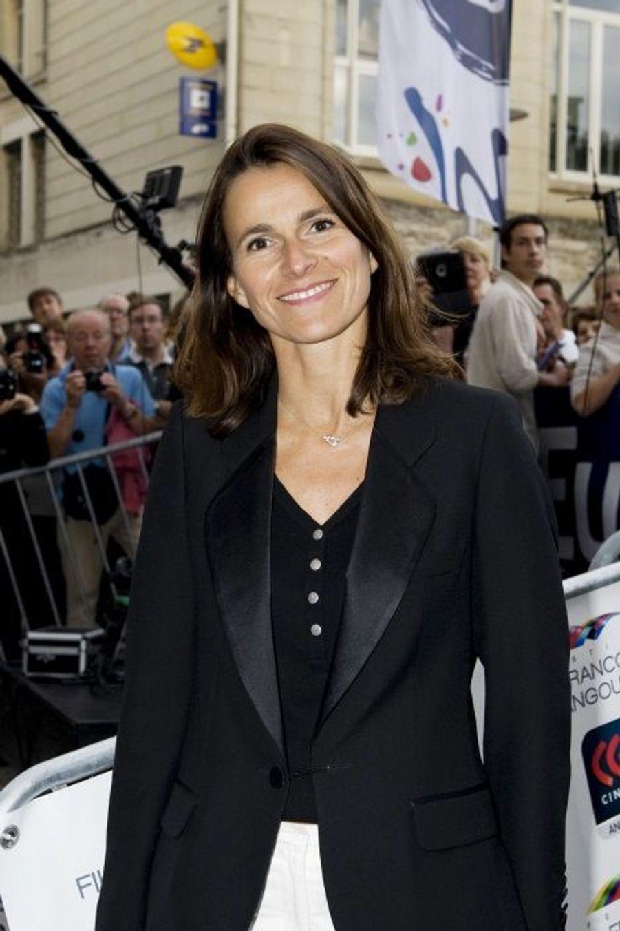 Aurélie Filippetti, ministre de la Culture