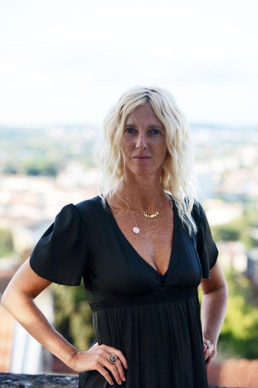 "Sandrine Kiberlain (""Elle l'adore"") de Jeanne Herry"
