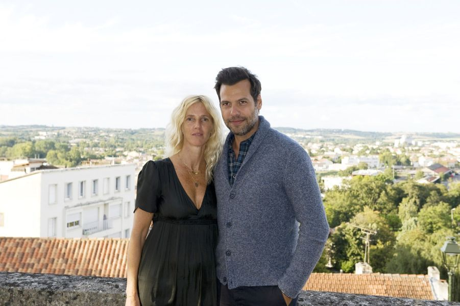 "Sandrine Kiberlain et Nicolas Duvauchelle (""Elle l'adore"") de Jeanne Herry"