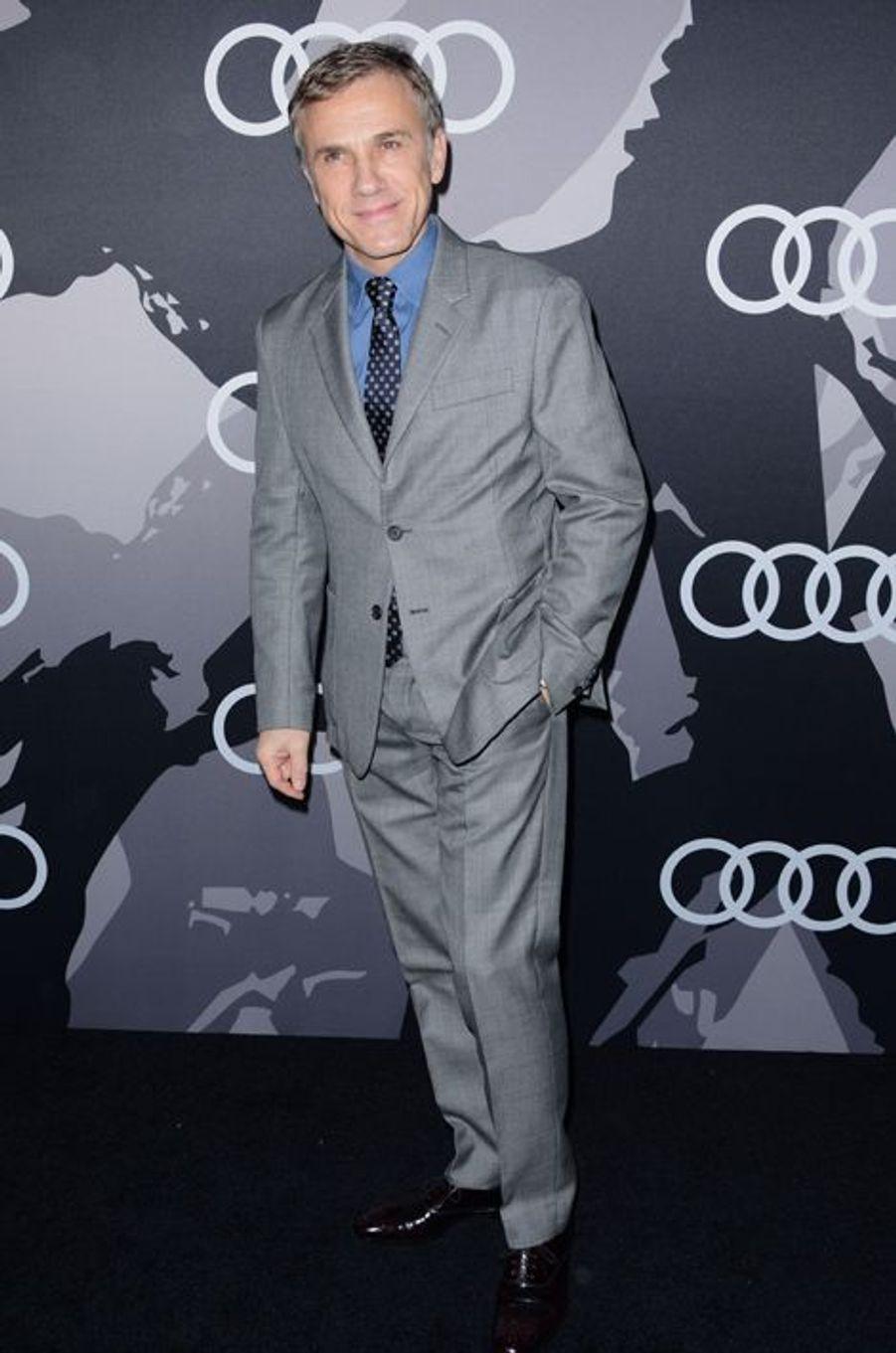 Christoph Waltz à Los Angeles le 8 janvier 2014