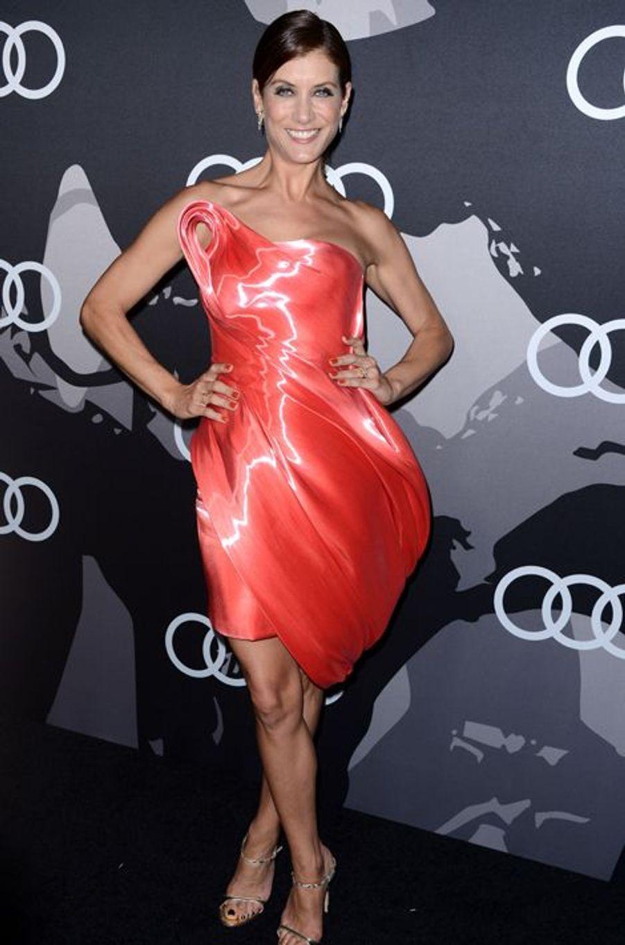Kate Walsh à Los Angeles le 8 janvier 2014