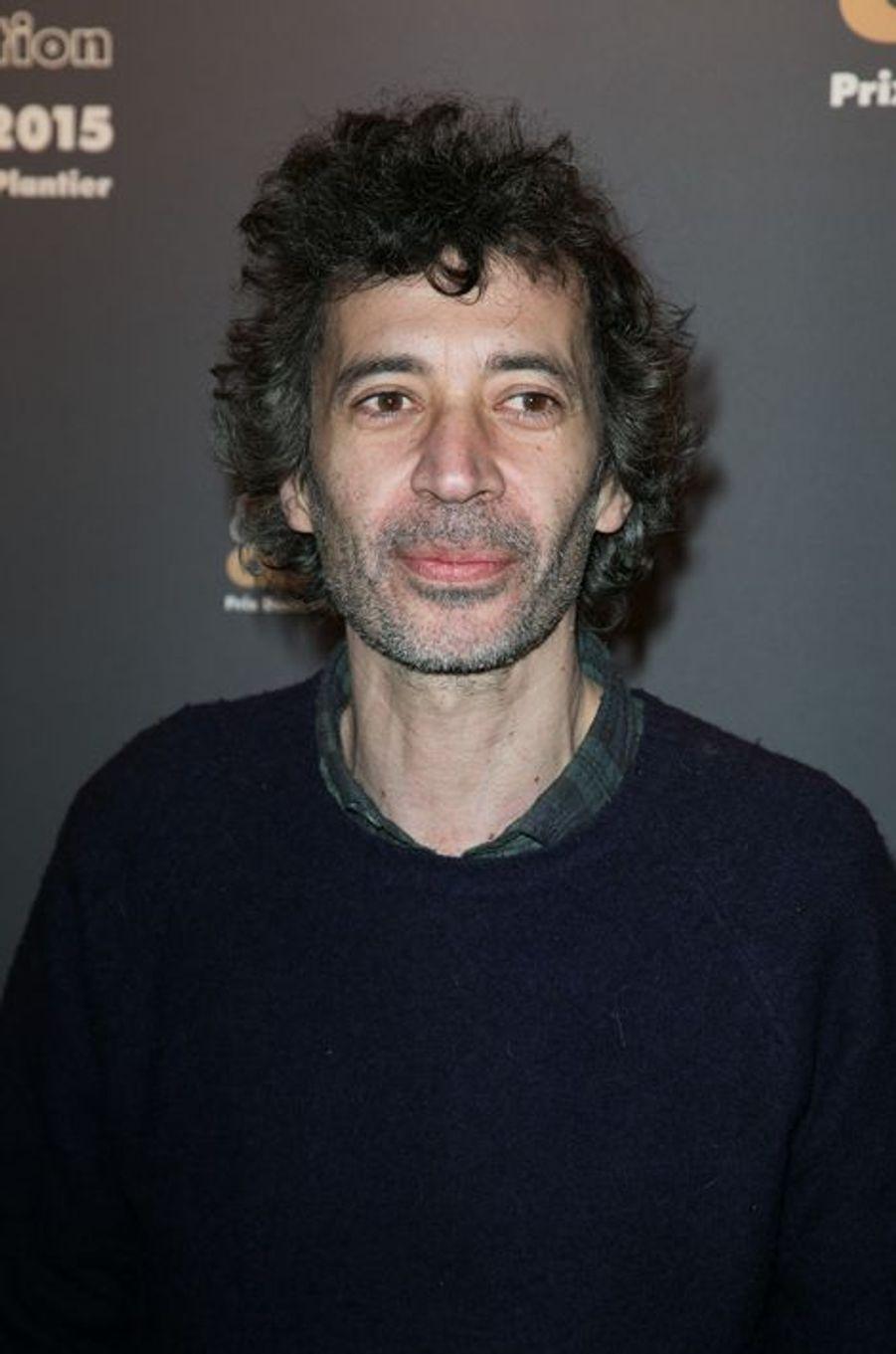 Eric Elmosnino à Paris le 16 février 2015