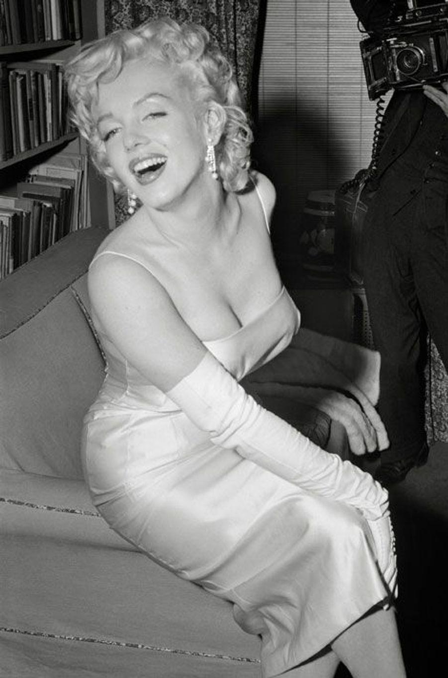La sublime blonde a été retrouvée morte chez elle le 5 août 1962. Elle tournait la comédie «Something's Got to Give».